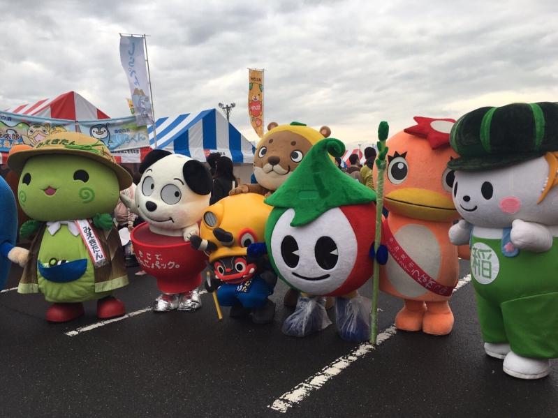 ゆるキャラグランプリ2017