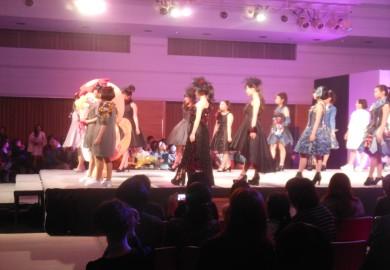 アンファッションカレッジ ファッションショー