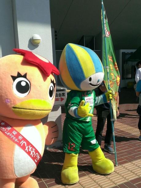 FC岐阜ホームタウンデー